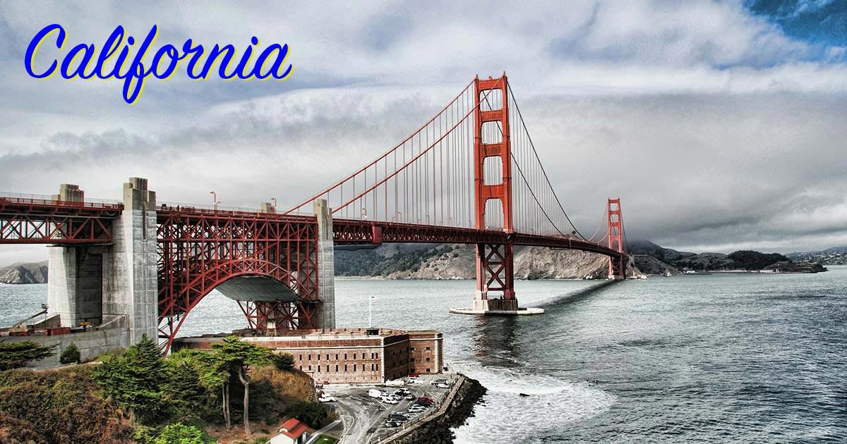 California disability benefits ssdi state info