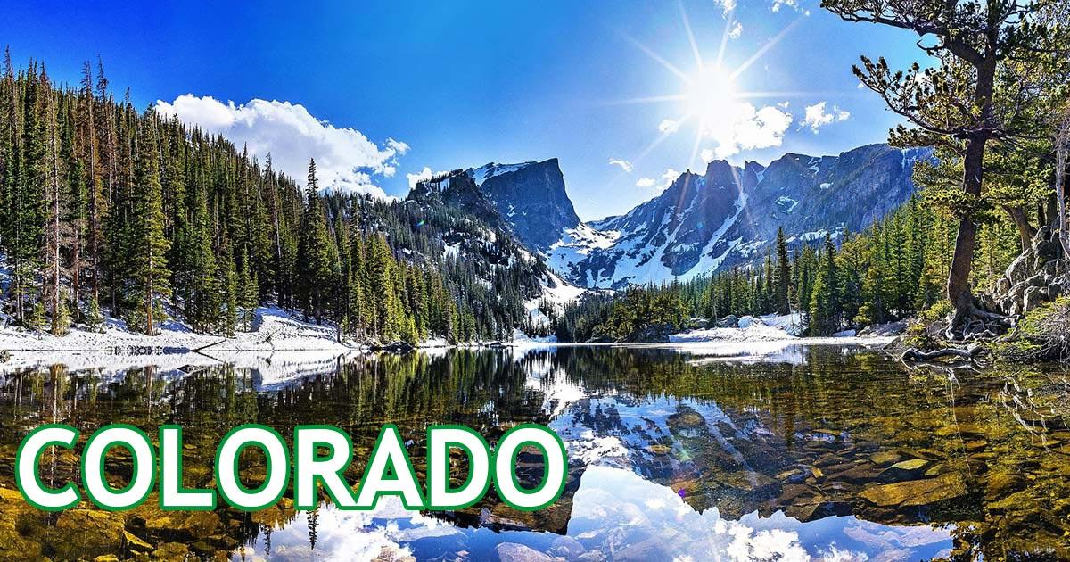 Colorado disability benefits ssdi state info