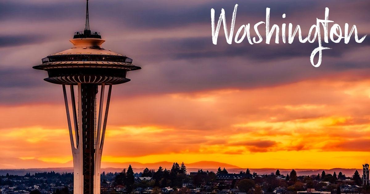 Washington disability benefits ssdi state info