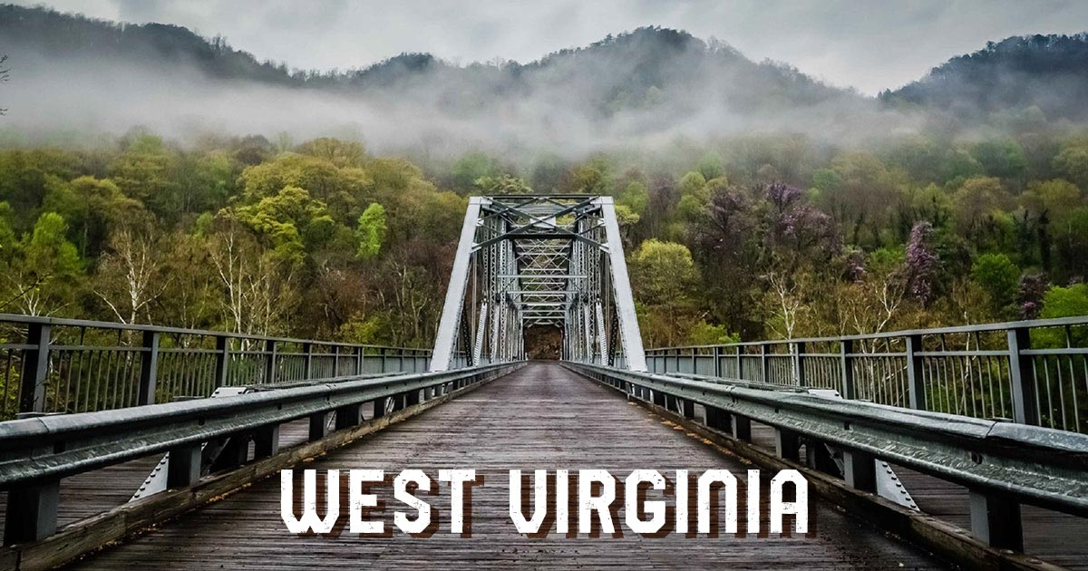 West Virginia disability benefits ssdi state info